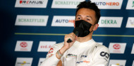 Albon se dibuja como el sustituto de Russell en Williams para 2022 - SoyMotor.com
