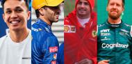 Albon, Ricciardo, Sainz, Vettel... hay vida más allá de Red Bull - SoyMotor.com