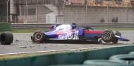 Toro Rosso en el GP de China F1 2019: Sábado - SoyMotor.com