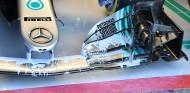 Alerón delantero del W09 de Mercedes en Hockenheim - SoyMotor.com