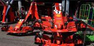 Alerones del Ferrari SF71H en Montecarlo - SoyMotor.com