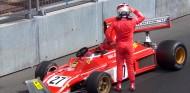VÍDEO: Alesi se accidenta con el Ferrari 312B3 de Lauda   - SoyMotor.com
