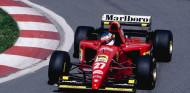 26 años de la primera y única victoria de Alesi... en su cumpleaños - SoyMotor.com