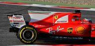 Kimi Räikkönen con el Ferrari SF70-H - SoyMotor