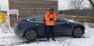 Tesla Model 3 récord costa a costa - SoyMotor.com