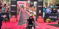 Alex Zanardi en el Iron Man de Cervia - SoyMotor