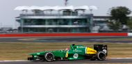 Alexander Rossi en los test de jóvenes pilotos de Silverstone - LaF1