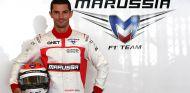Alexander Rossi, nuevo piloto reserva de Marussia - LaF1.es
