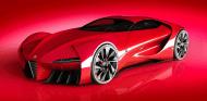 Alfa Romeo 6C Disco Volante Concept: visión extrema - SOYMOTOR.COM