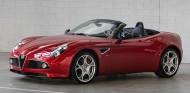 Alfa Romeo 8C Spider - SoyMotor.com