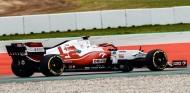 Alfa Romeo 'estrena' su C41 en Barcelona - SoyMotor.com