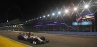 Kimi Räikkönen en el GP de Singapur 2019 - SoyMotor