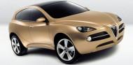 Este es el Alfa Romeo Kamal Concept, presentado en el año 2003 - SoyMotor