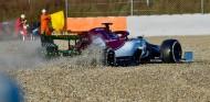 Räikkönen y su salida de pista, primera bandera roja de los test 2019 - SoyMotor.com