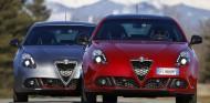 Dos colores, un mismo fronta. Este es el cambio más destacado del Alfa Romeo Giulietta - SoyMotor