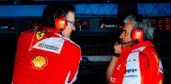 Allison y Arrivabene, como la mayor parte de Ferrari, ya piensan en 2016 - LaF1