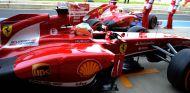 Ferrari admite que le sería útil una pausa entre Gran Bretaña y Alemania