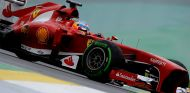 Fernando Alonso en el pasado Gran Premio de Brasil - LaF1