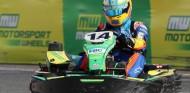 Alonso sube al podio en las 24 Horas de Dubái de karting - SoyMotor.com