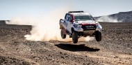 """Alonso, """"contento"""" con su actuación en Marruecos, pero no confirma el Dakar - SoyMotor.com"""