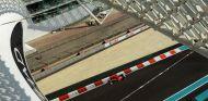 Fernando Alonso en el Yas Marina - LaF1