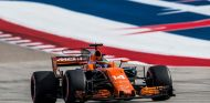 Fernando Alonso en Austin - SoyMotor.com