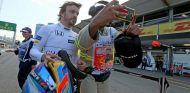 """Alonso: """"Puedo hablar de sensaciones, no sé lo que rompió"""" - SoyMotor.com"""