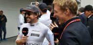 Fernando Alonso en Brasil - SoyMotor.com