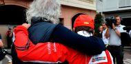 Flavio Briatore y Fernando Alonso en una imagen de archivo - LaF1