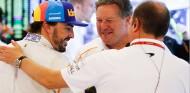 "Brown: ""Alonso será un gran rival en 2021"" - SoyMotor.com"