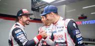 Fernando Alonso, Kazuki Nakajima y Sébastien Buemi en Le Mans - SoyMotor.com