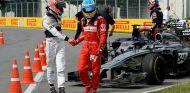 """Alonso: """"Trataré de terminar por delante de los Red Bull"""""""