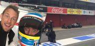 Imágenes de los filming days de McLaren en el Circuit de Catalunya - LaF1