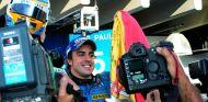 Fernando Alonso en Brasil 2006 - LaF1