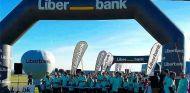 Imagen de la salida de la carrera solidaria - SoyMotor
