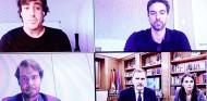 Alonso trabaja con los Reyes en la imagen de la España pospandemia - SoyMotor.com