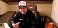 Alonso y Sainz nos enseñan su casa durante el Dakar 2020 - SoyMotor.com