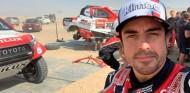 """Alonso ya está en Arabia Saudí: """"Estamos listos para el Dakar"""" - SoyMotor.com"""
