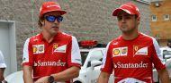 Fernando Alonso y Felipe Massa - SoyMotor.com