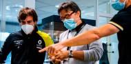 Alonso quiere celebrar Año Nuevo con el primer test aerodinámico del RS22 - SoyMotor.com