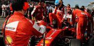 Fernando Alonso está estresado y cree que el subcampeonato para Ferrari es un sueño - LaF1