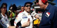 Alonso ya está en Nueva York para promocionar las 500 Millas - SoyMotor.com