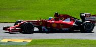 Ferrari en el GP de Australia F1 2014: Viernes