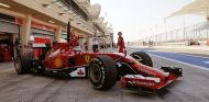 """Alonso: """"Los Mercedes son fuertes, pero esto son solo unas pruebas"""""""