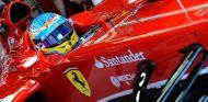 Fernando Alonso durante el GP de Japón de 2013 - LaF1
