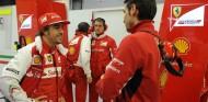Fernando Alonso durante el tercer día de tests de Jerez - LaF1