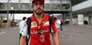 Fernando Alonso en Japón - LaF1