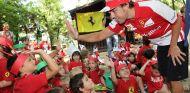 """Mattiacci: """"Pediría a Ferrari que se replantearan lo que hacen"""""""