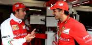 La Scuderia negó los rumores sobre la marcha del asturiano - LaF1
