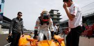 El primer test de Alonso fue muy positivo - SoyMotor.com
